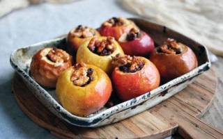 Чем полезны печеные яблоки для похудения при беременности и в других случаях