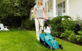 Как выбрать газонокосилку для дачи виды газонокосилок популярные модели критерии выбора