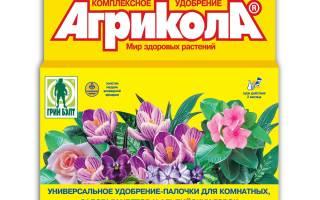 Удобрение агрикола характеристика назначение применение подкормки