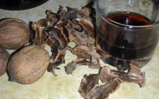 Лечебные свойства скорлупы грецких орехов
