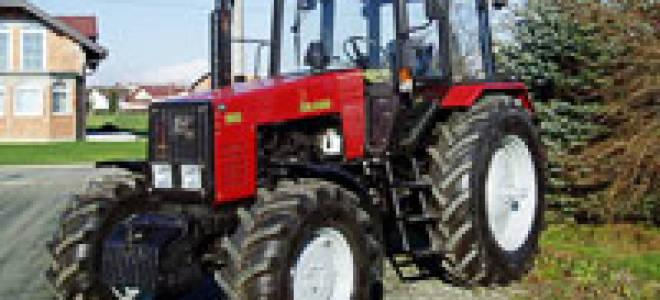 Описание и технические характеристики трактора беларус мтз 1221